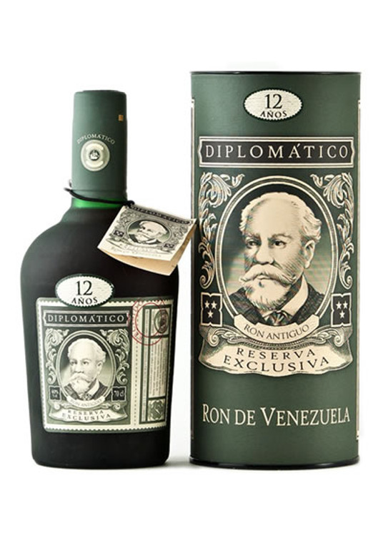 Ron Diplomatico Reserva Exclusiva 12 Year Rum 750ML