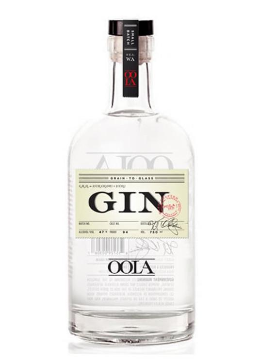 OOLA Gin 750ML
