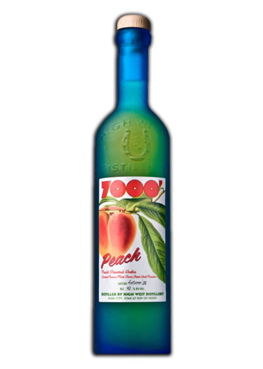 High West 7000' Peach 750ML