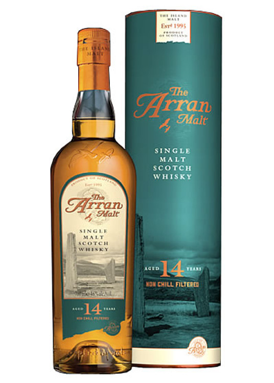 Arran 14 Year Old 750ML