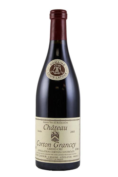 Chateau Corton Grancey Grand Cru - 2003