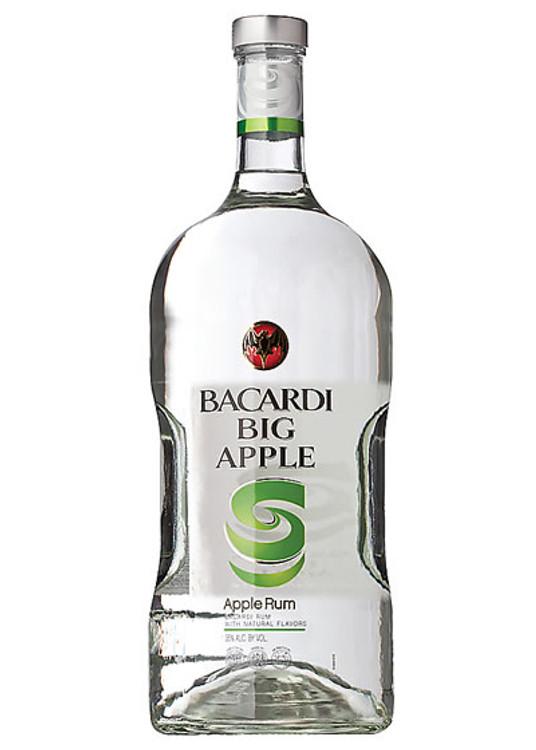 Bacardi Big Apple Rum 1.75L
