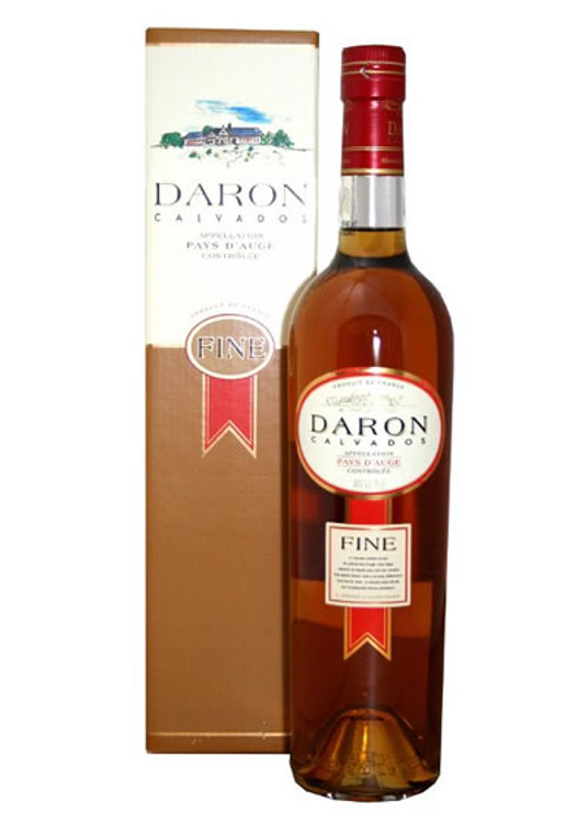 Daron Fine Calvados 5 Year 750ML