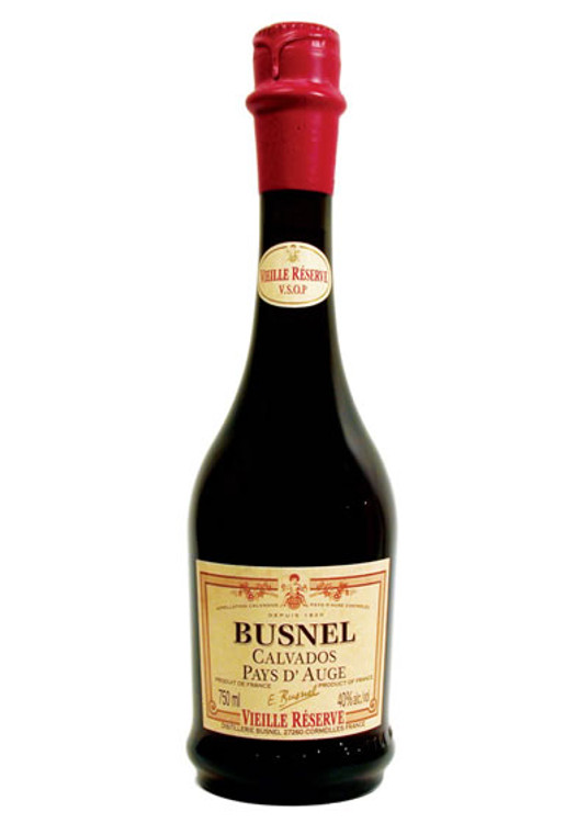 Busnel VSOP Calvados 750ML