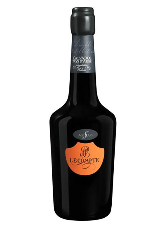 Lecompte 5 Year Calvados 750ML