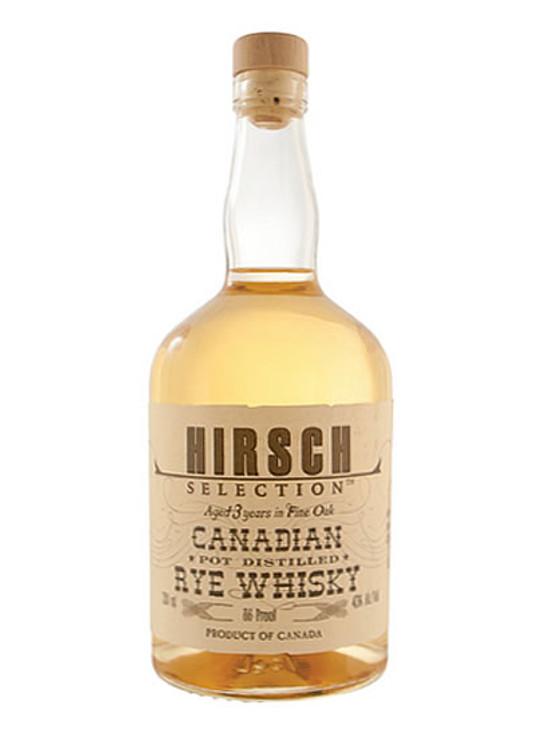 Hirsch 3 Year Canadian Rye