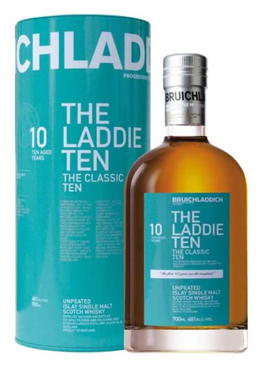Bruichladdich The Laddie Ten