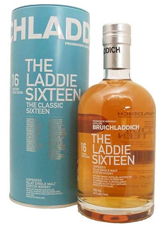 Bruichladdich The Laddie Sixteen 16 Year 750ML