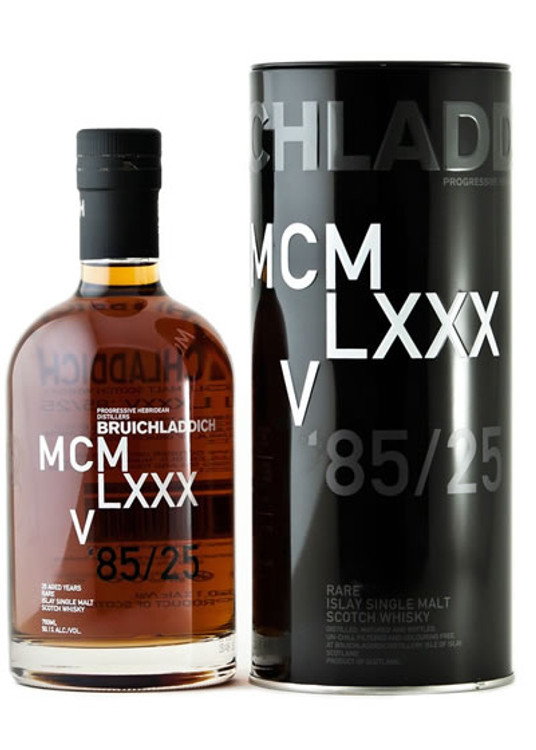 Bruichladdich MCMLXXXV DNA 1985 26 Year 750ML