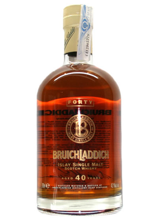 Bruichladdich 40 Year 750ML