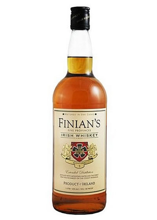 Finian's Five Provinces Blended Irish Whiskey 750ML