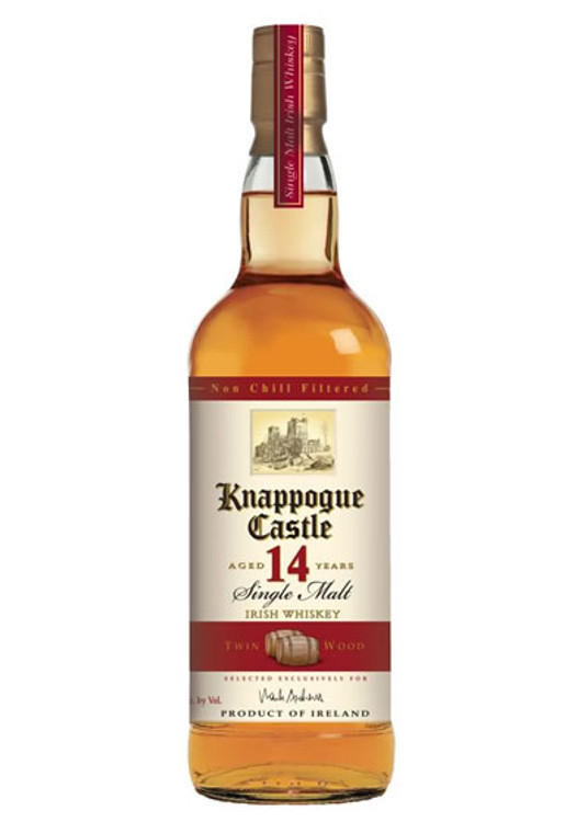 Knappogue Castle 14 Year Twin Wood