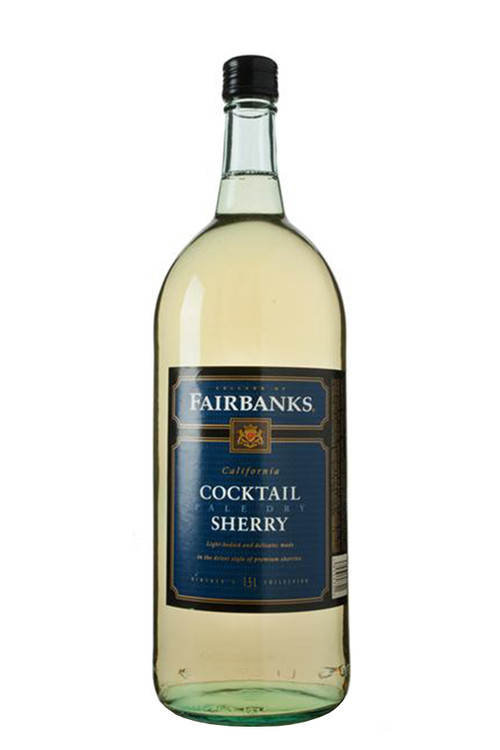 Fairbanks Cocktail Sherry 1.5L
