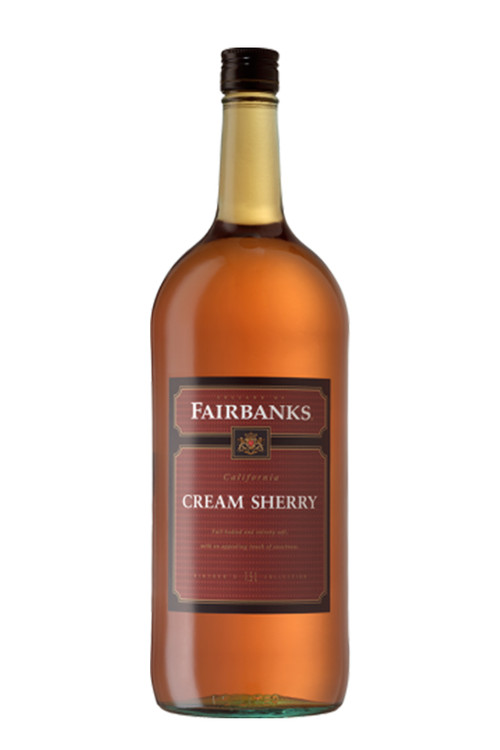 Fairbanks Cream Sherry 1.5L