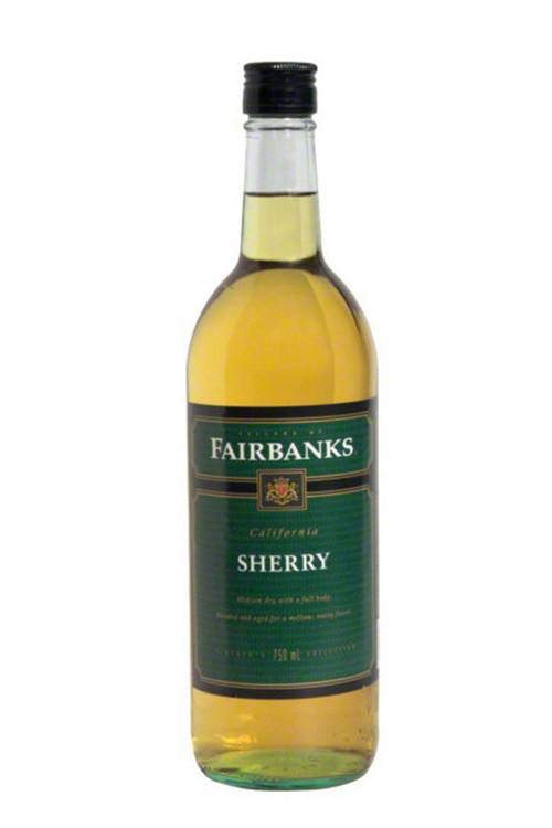 Fairbanks Sherry