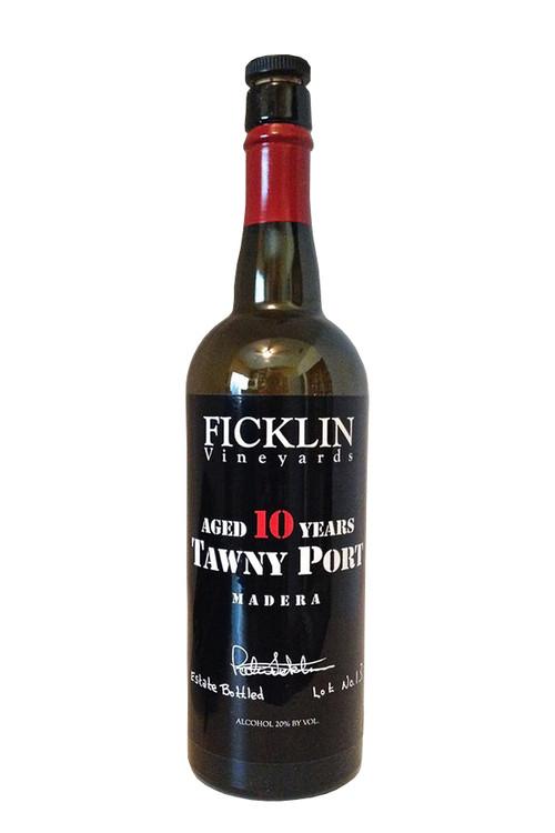 Ficklin 10 Year Old Tawny Port