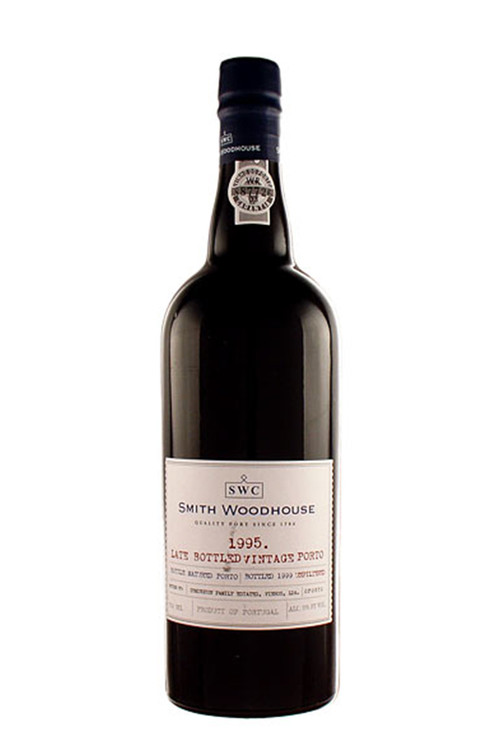 Smith Woodhouse Late Bottled Vintage Port - 1995