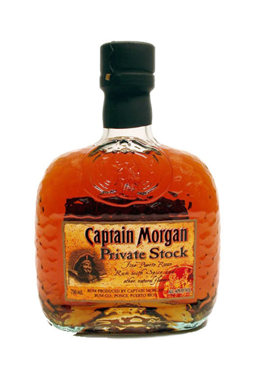 Captain Morgan Private Stock 750