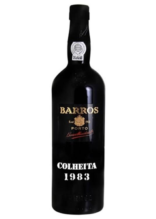 Barros Colheita Port - 1983