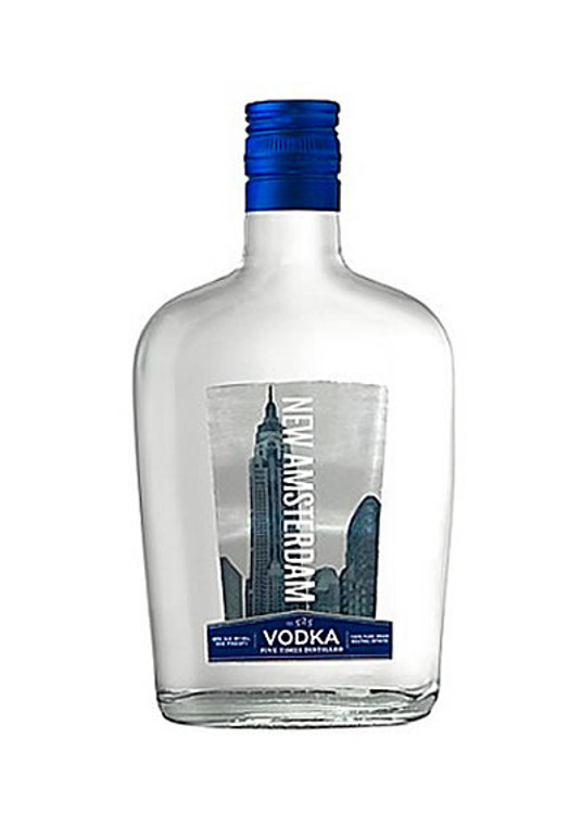 Coupon for new amsterdam vodka