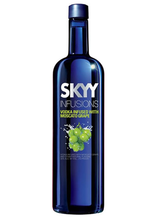 Skyy Infusions Moscato Grape 750ML