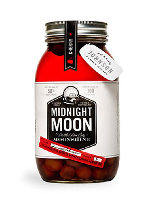 Junior Johnson's Midnight Moon Cherry Moonshine