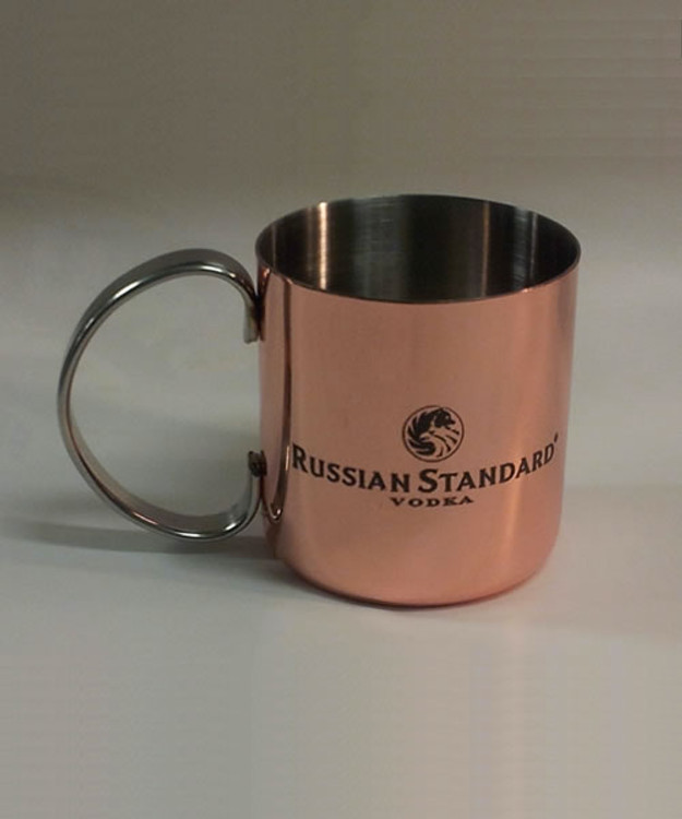moscow mule mug - Copper Mule Mugs