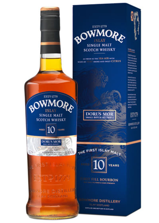 Bowmore Dorus Mor 10 Year Old Cask Strength 750ML