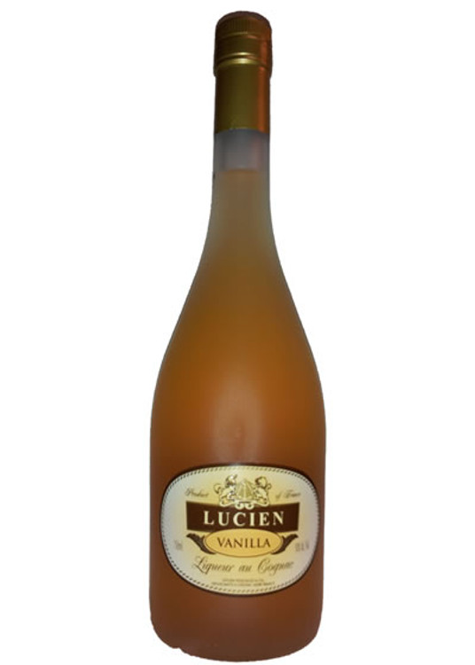 Lucien Vanilla and Cognac