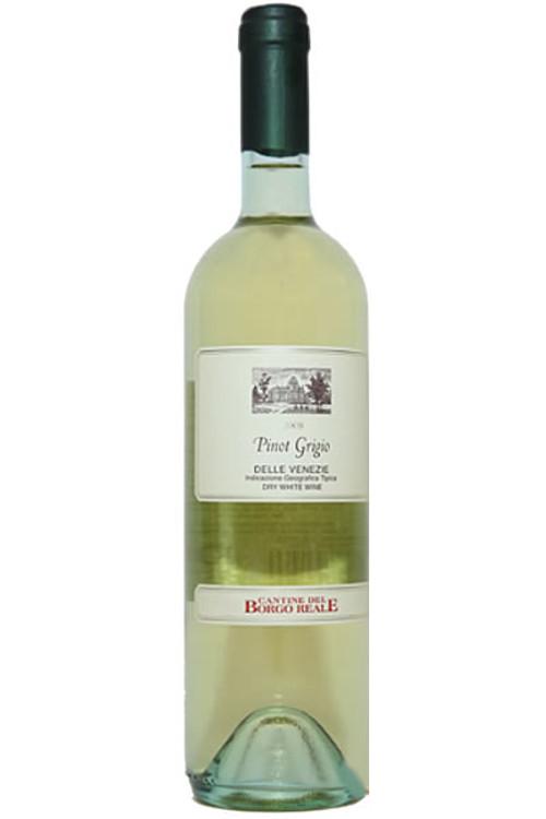 Borgo Reale Kosher Pinot Grigio