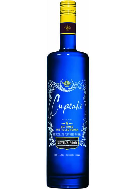 Cupcake Devil's Food Vodka 750ML