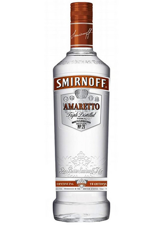 Smirnoff Amaretto 750ML
