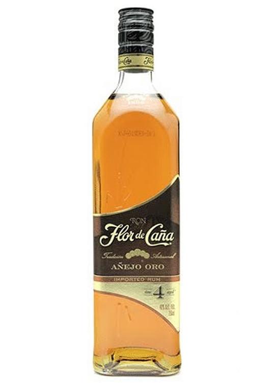 Flor De Cana Gold