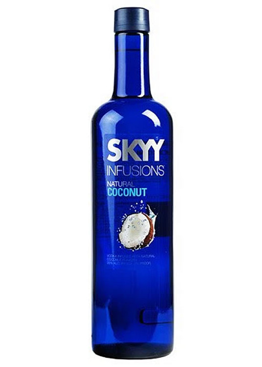 Skyy Infusions All Natural Coconut 750ML
