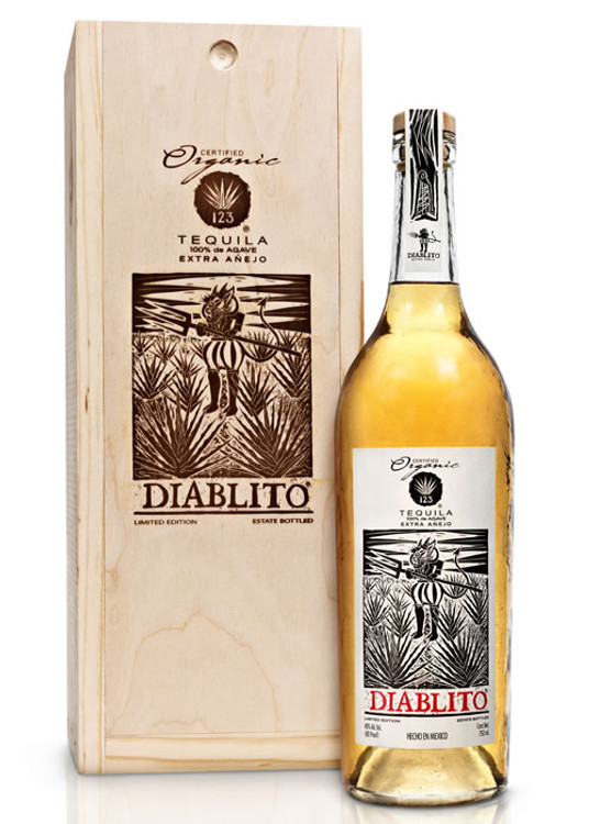 123 Organic Tequila Diablito