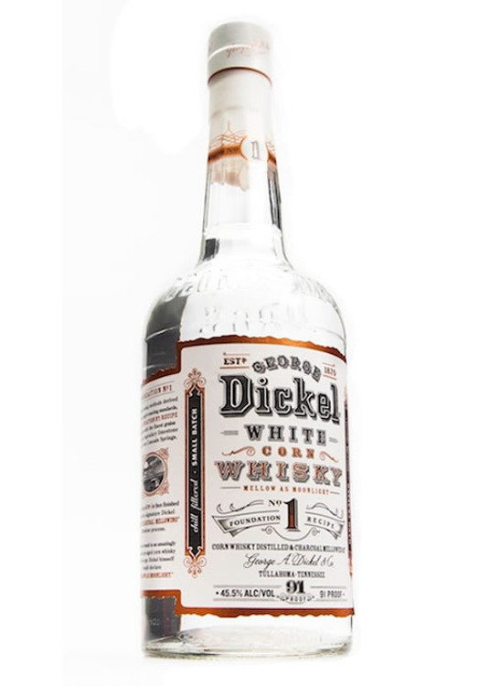 George Dickel #1 White Corn Whiskey 750ML
