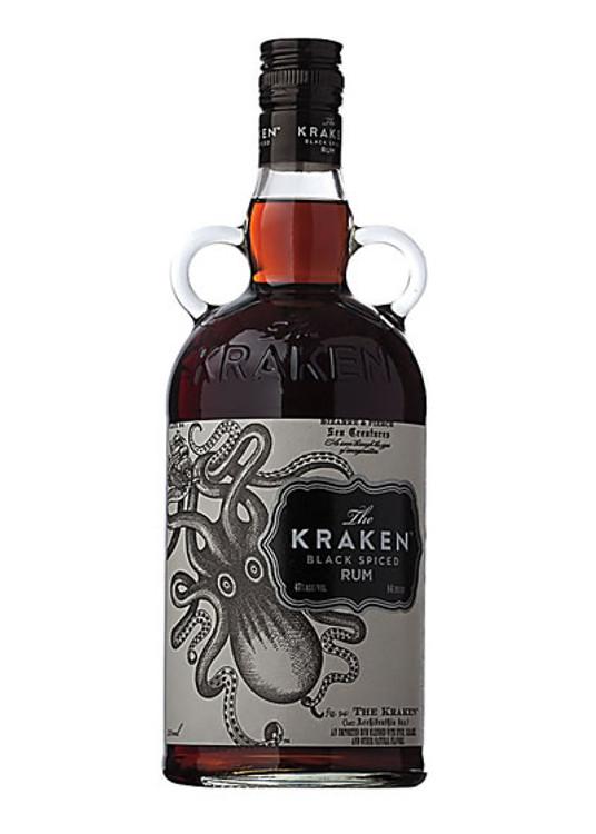 Kraken Spiced Rum 750