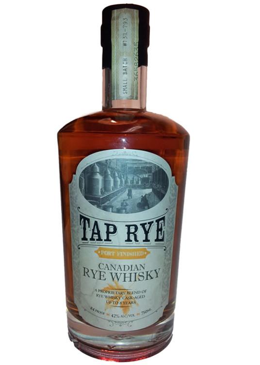 Tap Rye Port Finished
