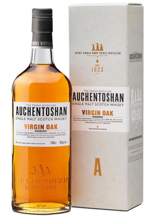 Auchentoshan Virgin Oak Limited Release 750ML