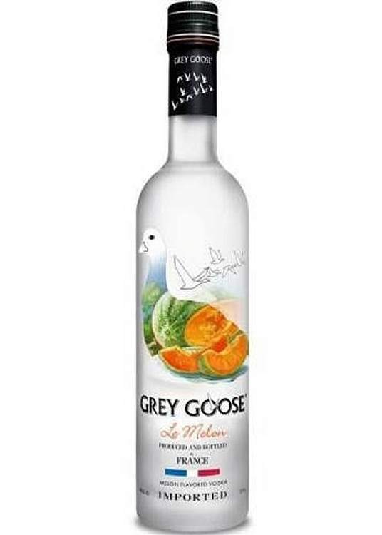 Grey Goose Le Melon Vodka 750ML