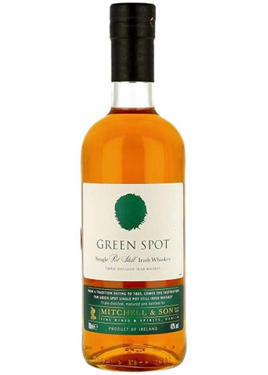 Green Spot Single Pot Still Irish Whiskey