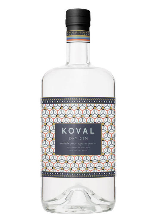 Koval Dry Gin 750ML