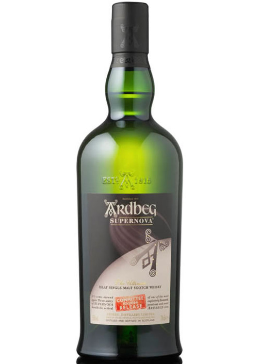 Ardbeg Supernova Committee Release 2015 750ML