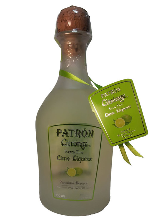 Patron Citronge Lime Liqueur 750ML