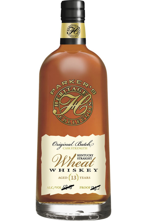 Parker's Original Batch Wheat Whiskey