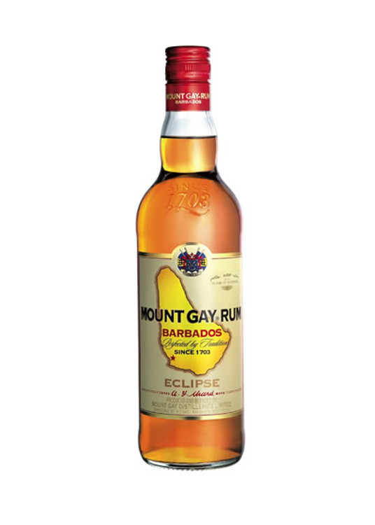 Mount Gay Eclipse Rum 750