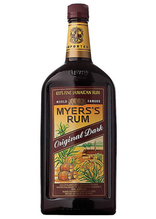 Myers Dark Rum 1