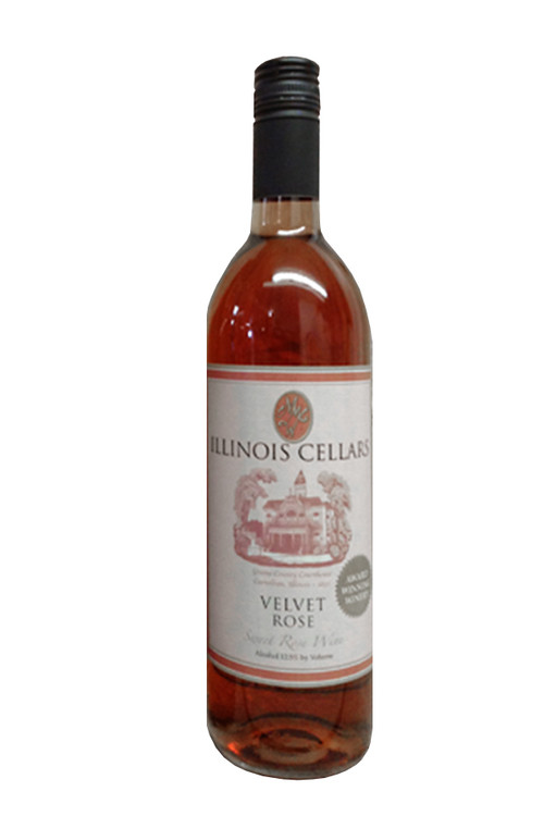 Illinois Cellars Velvet Rose