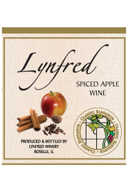 Lynfred Spiced Wine