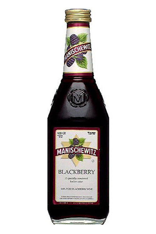 Manischewitz Light Blackberry